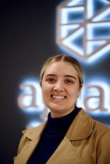 Danielle Hillier - Administration Assistant